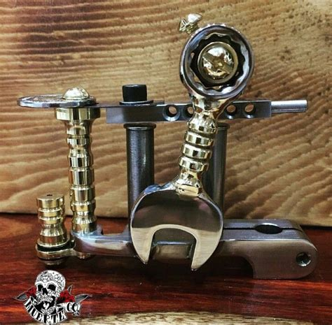tattoo machine one coil muerte co 1 1 4 quot coil wrench frame tattoo macines