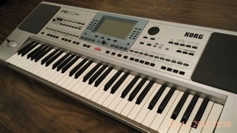 Keyboard Korg Pa50sd Second korg pa50sd for sale in finglas dublin from kasko