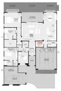robson ranch floor plans miramonte floorplan 2215 sq ft robson ranch arizona 55places