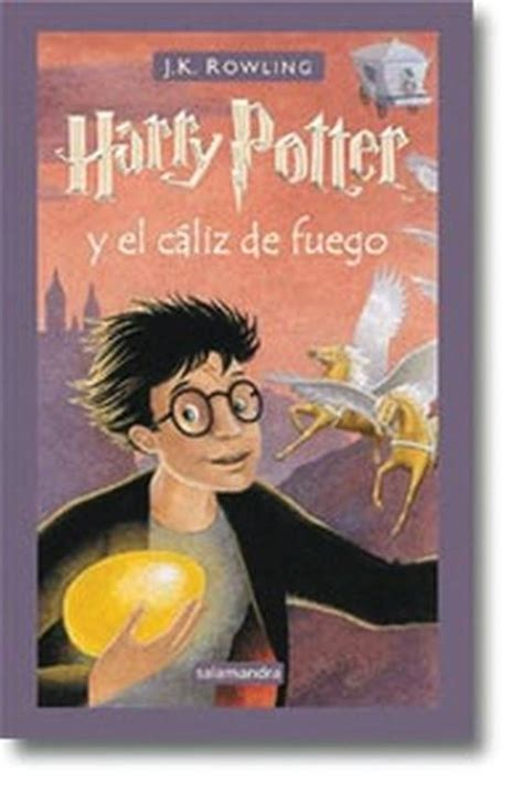 harry potter spanish harry potter and the goblet of fire spanish castilian j k rowling bloomsbury childrens