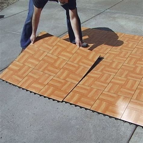 tap dance floor kit  tiles