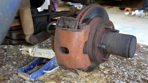 how to change clip on how to change your brake pads