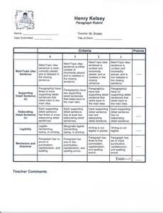 In Class Essay Rubric by 70 Best Images About Rubriques On Communication Skills Teaching And Student
