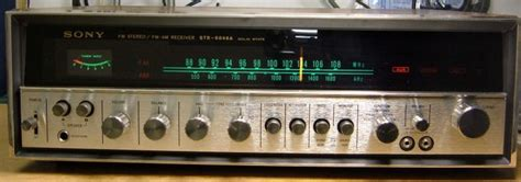 str report sle vintage sony str 6046a stereo receiver for sale canuck