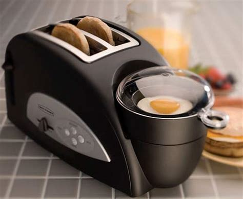 Egg And Muffin Toaster Back To Basics Egg Muffin Toaster 4 Minute Breakfast