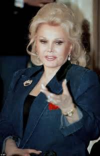 Zsa Zsa Gabor S zsa zsa gabor s will is currently lost or missing