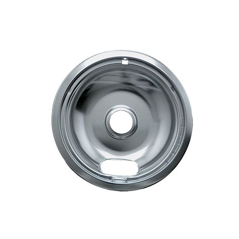 range kleen 6 in a style drip pan in chrome 101 am the home depot