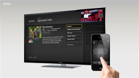 tv comcast xfinity tv s next x1 platform the future of television