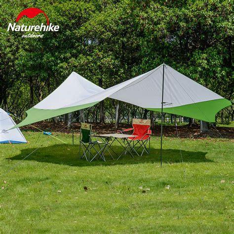 beach awning naturehike tent outdoor recreation awnings beach tents