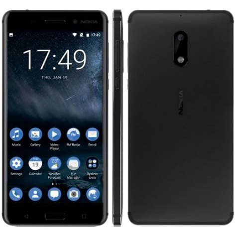 tmobile inflight nokia 6 unlocked 32 gb at t t mobile specs and price