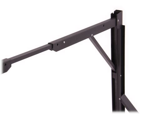 collapsible ladder rack invis a rack folding ladder rack black powder coated