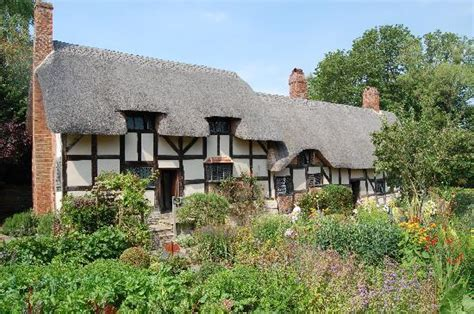 Cottage Stratford Upon Avon by Stratford Upon Avon Hathaway S Cottage Picture Of