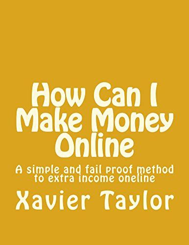 How To Make Money Online Book Pdf - get free pdf how can i make money online
