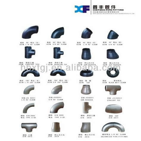 Plumbing Parts Names by Pipe Fitting Names And Parts Buy Pipe Fitting Names And