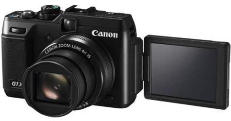 Lensa Canon G12 kamera compact canggih terbaik 2012