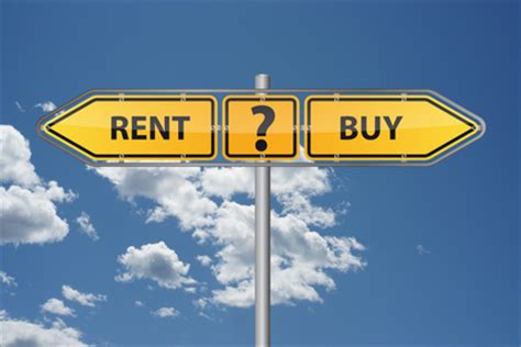 should i rent an apartment or buy a house should you rent or buy when you first move to bloomington in