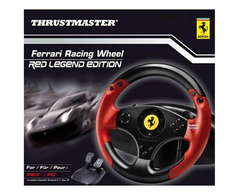 Racing Wheel Legend Edition Steering Catchoftheday Au Thrustmaster Racing Wheel