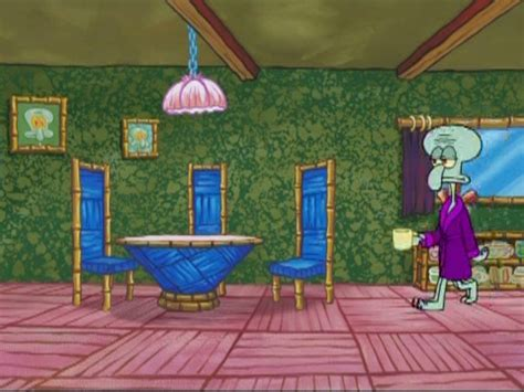 squidward house image squidward with his mug at his house png encyclopedia spongebobia the