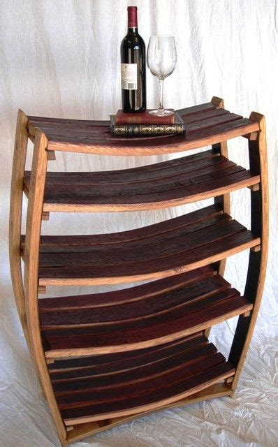 Table Chaise Exterieur 1727 by Wine Barrel Bookcase At Etsy Id 233 Es D 233 Coration Avec