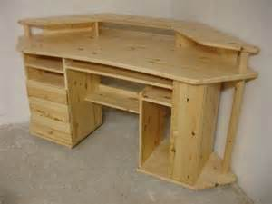 Corner Computer Desk Plans Free 25 Best Ideas About Desk Plans On Woodworking