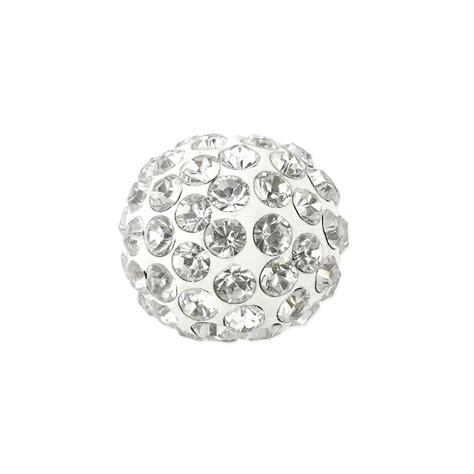 swarovski jewelry supplies swarovski pave bead 8mm 1 pc