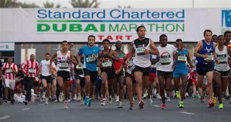 Stelan Lelisa Rok najbogatszy i najszybszy maraton 蝗wiata ju蠑 jutro w dubaju