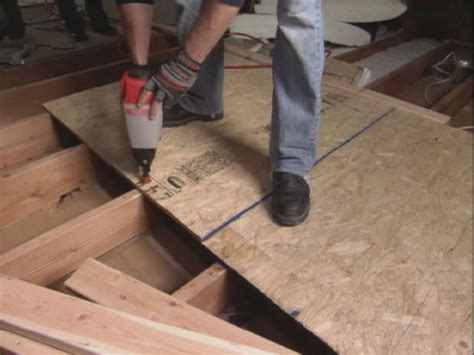 How To Finish An Attic Floor by Turn An Unfinished Attic Into A Walk In Closet Hgtv