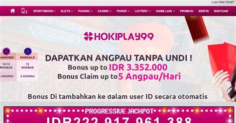 hokiplay deposit rp  bonus freebet langsung rp