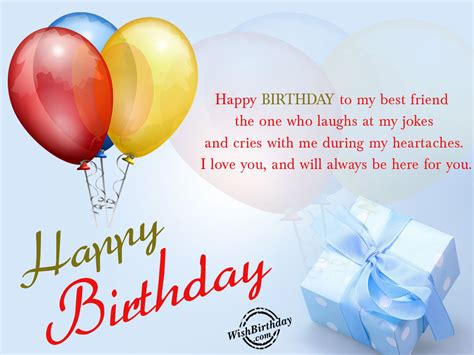 Happy Birthday Wishes To Best Friend Birthday Wishes For Best Friend Birthday Images Pictures