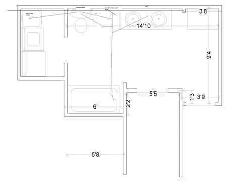 basement bathroom plumbing layout basement bathroom layout