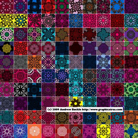 photoshop pattern presets rosette patterns royalty free