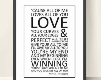 printable lyrics john legend all of me 50 off john legend lyrics print wall art all of me 3
