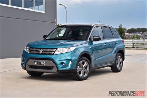 Www Vitara Suzuki 2016 Suzuki Vitara Rt S Review Performancedrive
