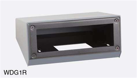 rdl wdg1r wedge mount single rack up