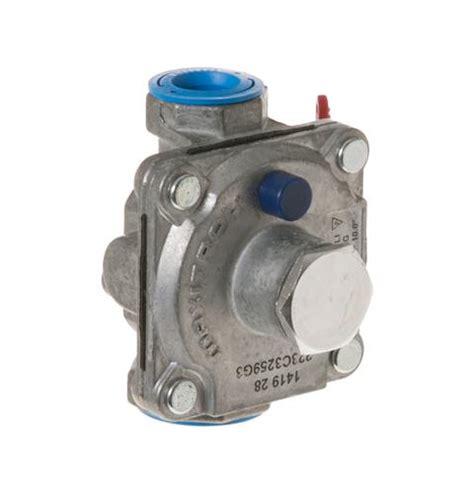 Gas Cooktop Regulator gas range pressure regulator wb19k10001 ge appliances