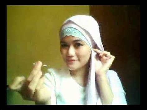 tutorial hijab pashmina kaos hijab tutorial pashmina kaos