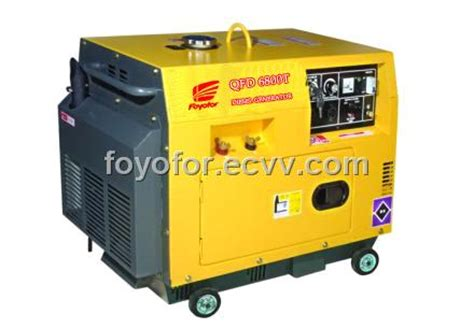home use emergency diesel silent type generator purchasing