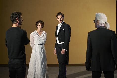 film coco chanel kristen stewart le making of photos du film quot once and forever quot chanel