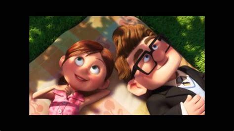 up film love story pixar up carl ellie s story 1080p hd youtube