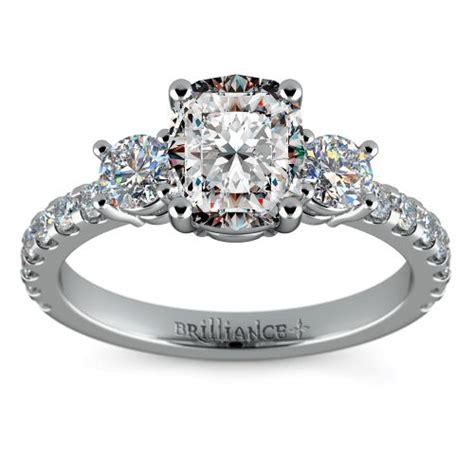 diamond cuts   engagement ring style