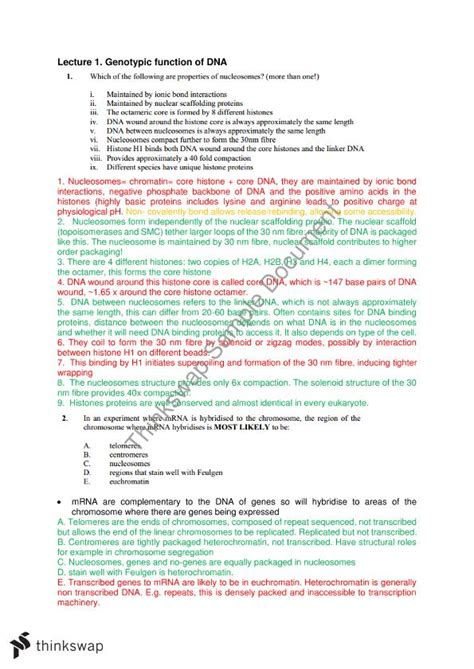 tutorial questions tutorial question and sle exam questions biol1001