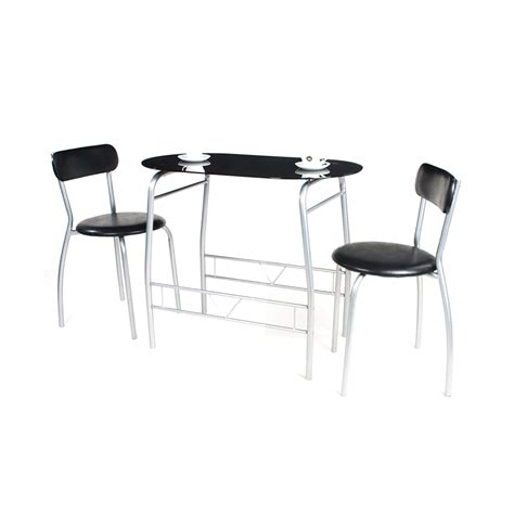 Nevada Dining Table And Chairs Nevada Breakfast Dining Table And Two Chairs Set