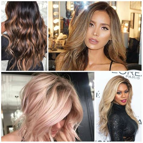 hairstyles color trends new hairstyle and color 2018 female hairstyles by unixcode