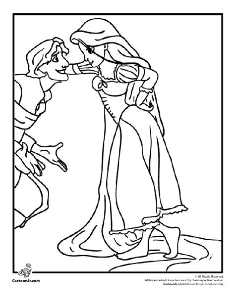 tangled sun coloring page transmissionpress tangled coloring pages free