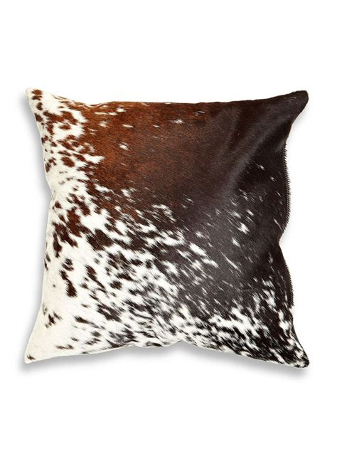 Cowhide Pillow - best 25 cowhide pillows ideas on cowhide
