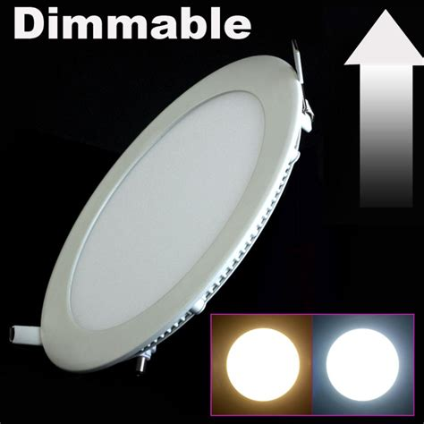 dhl free shipping 10pcs lot dimmable led panel ceiling