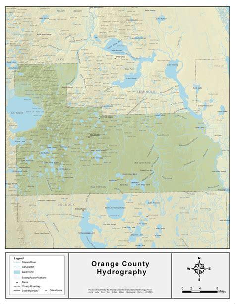 Orange County Search Fl Orange County Map Florida