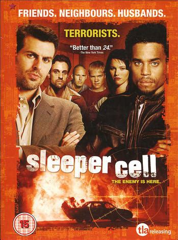 Sleeper Cell Tv Show by Sleeper Cell Series 1 4 Disc Import Dvd Discshop Se