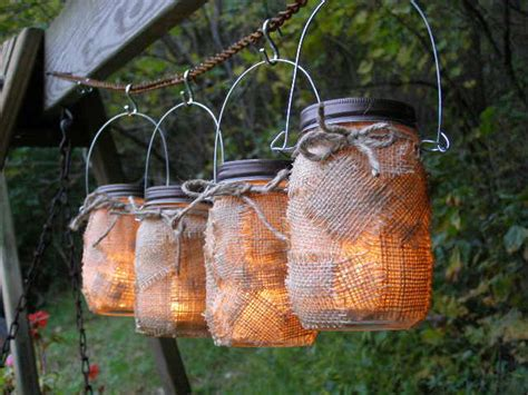 Handmade Outdoor Lighting - 16 decorative handmade outdoor lighting designs style