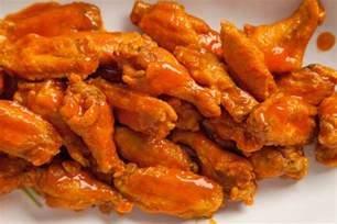 Large Dutch Oven Double Fried Buffalo Wings Recipe Everyday Epicurist